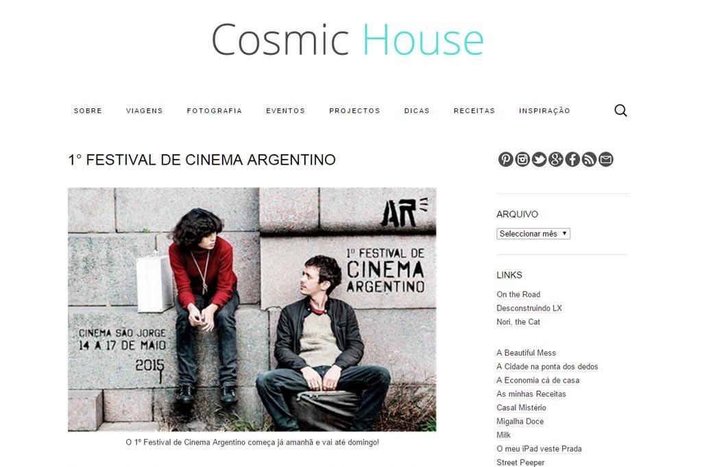 cosmichouse