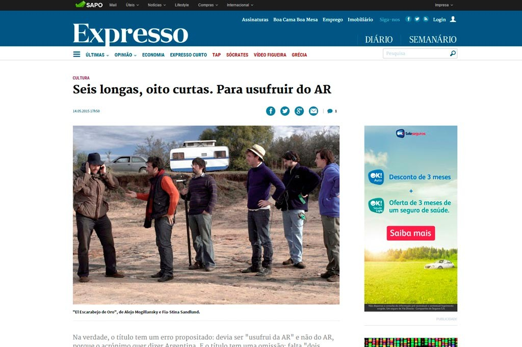 expresso-web