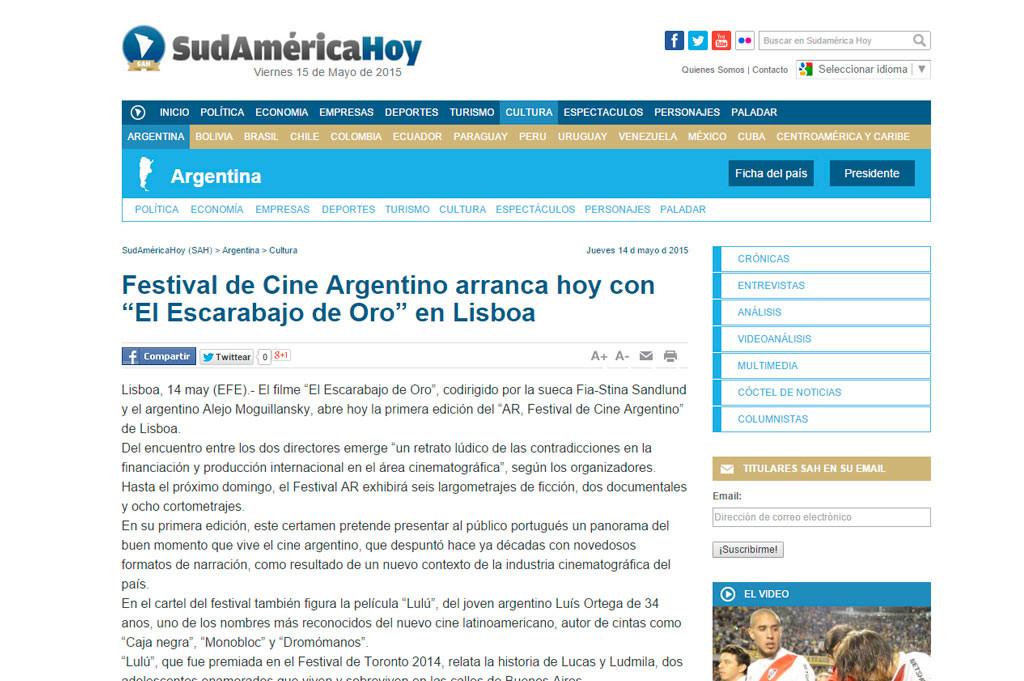 sudamericahoy